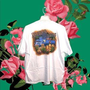 Hard Rock Cafe Nassau, Bahamas T Shirt 2 XL